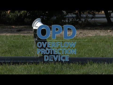 Overflow Protection Device