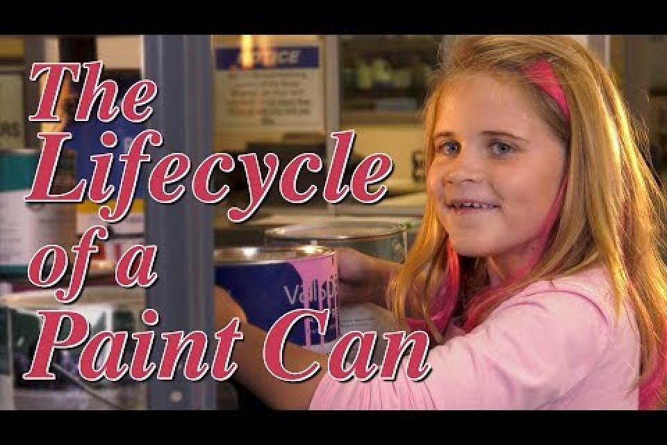 The Lifecycle of a Paint Can