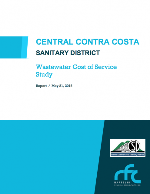 Plans & Reports - Central Contra Costa Sanitary District